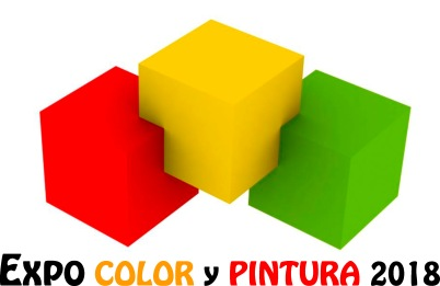 Logo Expo Color y Pintura Word