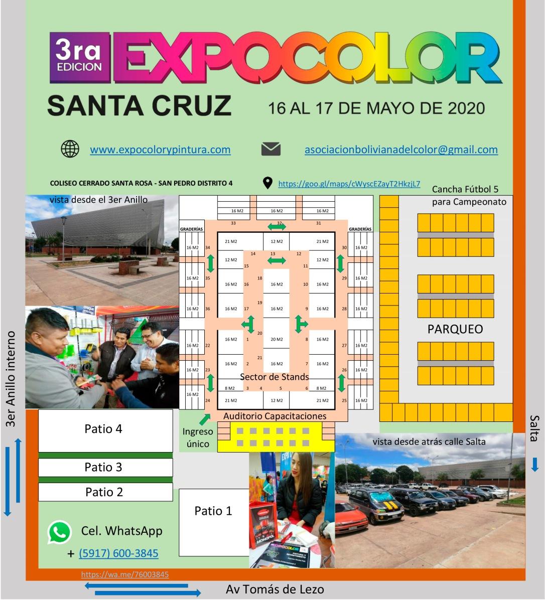 Plano Expocolor 2020