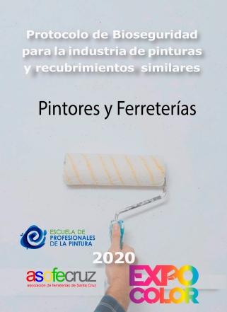 Protocolo de bioseguridad para la industria de pinturas y recubrimientos similares V1-1